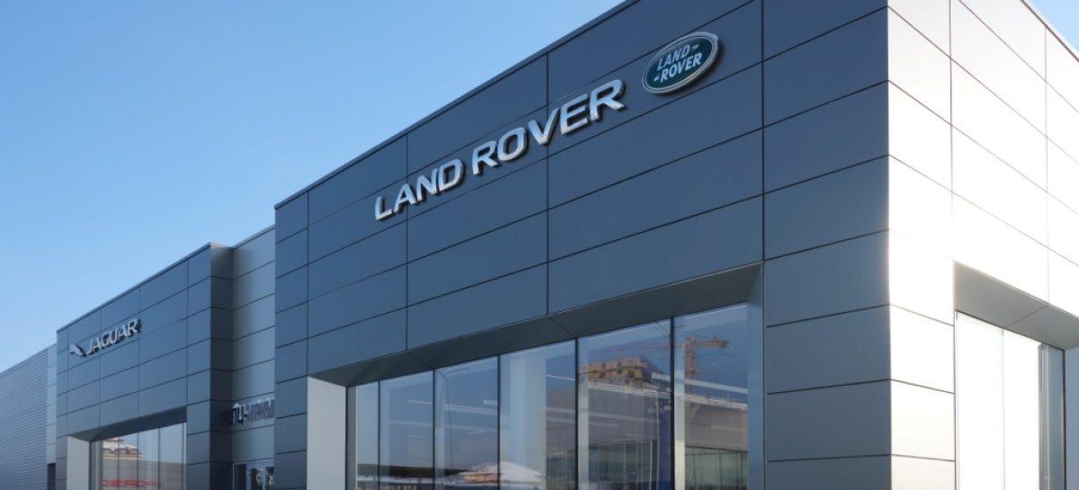 В Иркутске открылся дилерский центр Jaguar Land Rover «ЛЦ-Иркутск» в новом формате ARCH