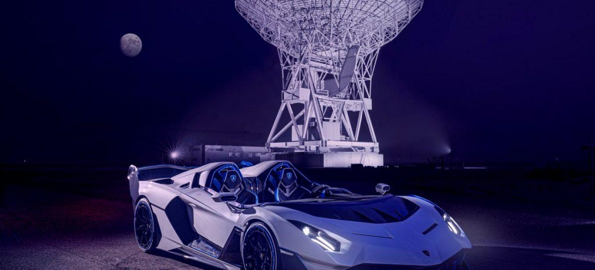 Lamborghini SC20: уникальный гоночный суперкар с открытым верхом от Squadra Corse