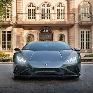 Lamborghini и американская певица, автор песен и актриса Леди Гага (Lady Gaga) объединились для благотворительной кампании