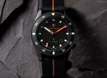 Новые часы Land Rover x Elliot Brown вдохновили рекордсмена на гонку с Defender