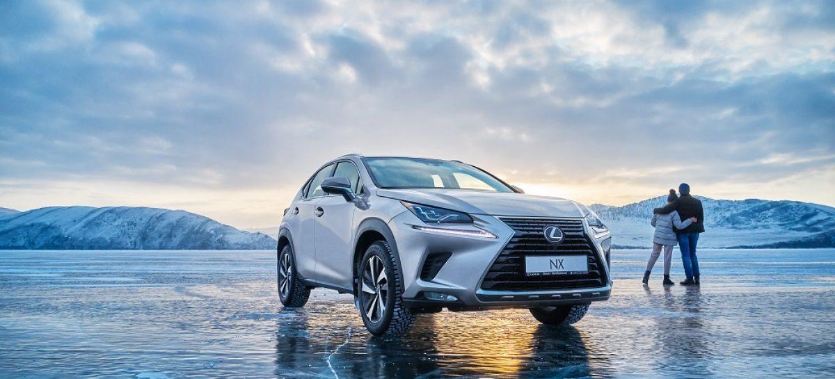 Lexus выяснил, что владельцы NX больше всего любят в своих автомобилях