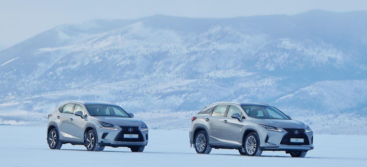 Lexus представляет новую кредитную программу «Комфорт+» с низкими ежемесячными платежами и гарантией обратного выкупа