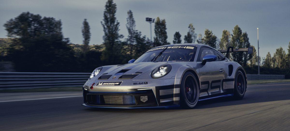 Мощнее, быстрее, эффектнее: новый 911 GT3 Cup