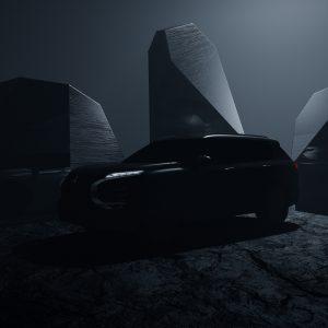 Mitsubishi впервые представила фото обновлённого Outlander