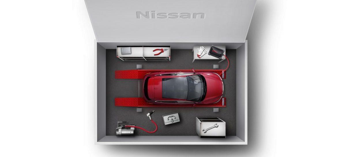 Nissan расширяет функционал онлайн-услуг