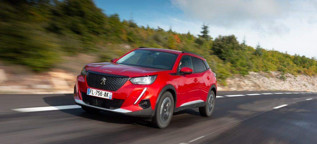 Новый Peugeot 2008: старт приема заказов