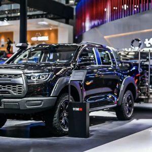 Great Wall Motor представила POER на автосалоне в Гуанчжоу
