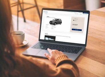 Первому клиенту сервиса онлайн-продаж Hyundai был выдан автомобиль в Санкт-Петербурге
