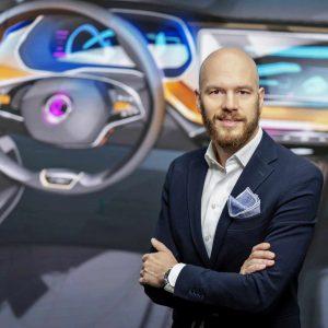 Петер Олах назначен шеф-дизайнером по интерьеру Škoda