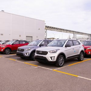 Петербургский завод Hyundai выпустил почти 220 тысяч автомобилей за 2020 год