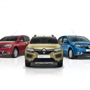 Онлайн-бронирование для автомобилей по программе Renault Selection
