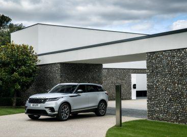 Открыт прием заказов на Range Rover Velar 21 модельного года