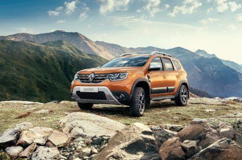 Новый Renault Duster: легендарный внедорожник в современном исполнении