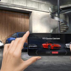Porsche расширяет онлайн-продажу автомобилей в Европе