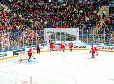 Škoda отмечает 10-летие сотрудничества с Федерацией хоккея России в 2020 году