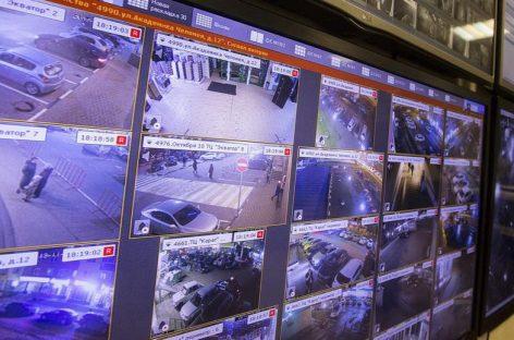 Испортившего видеокамеру «Безопасного региона» мужчину задержали в Сергиевом Посаде