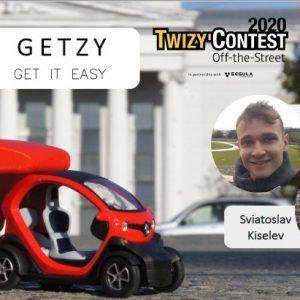 Команда из России заняла третье место в конкурсе Twizy Contest