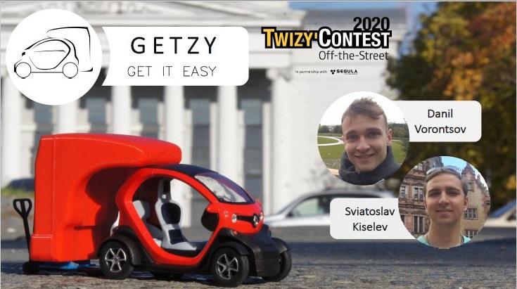 Twizy Contest