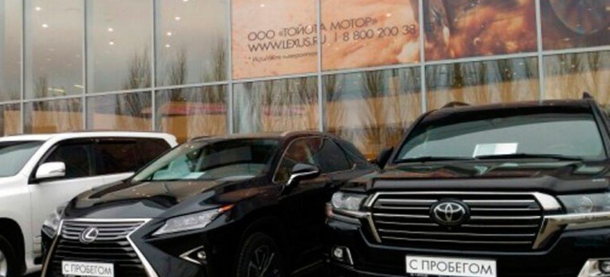 Рынок легковых автомобилей с пробегом в ноябре: ТОП-10 марок и моделей