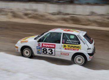 Команда B-Tuning нацелена на победы в ледовых гонках