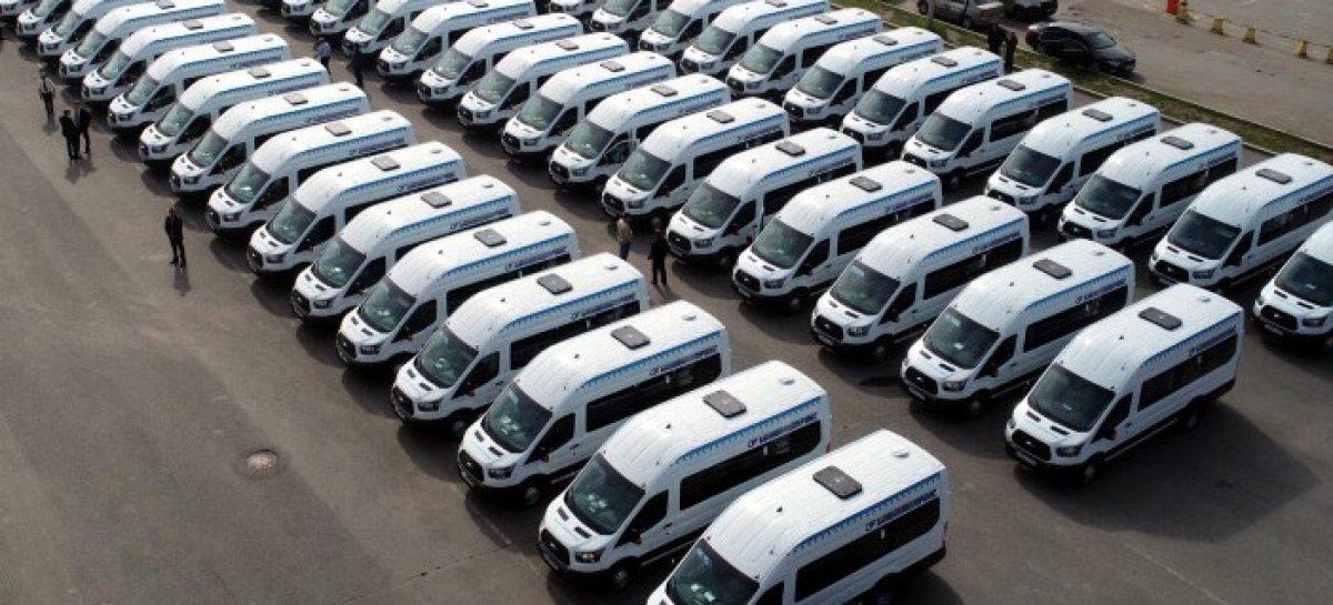 Соллерс Форд запускает онлайн-витрину Ford Transit