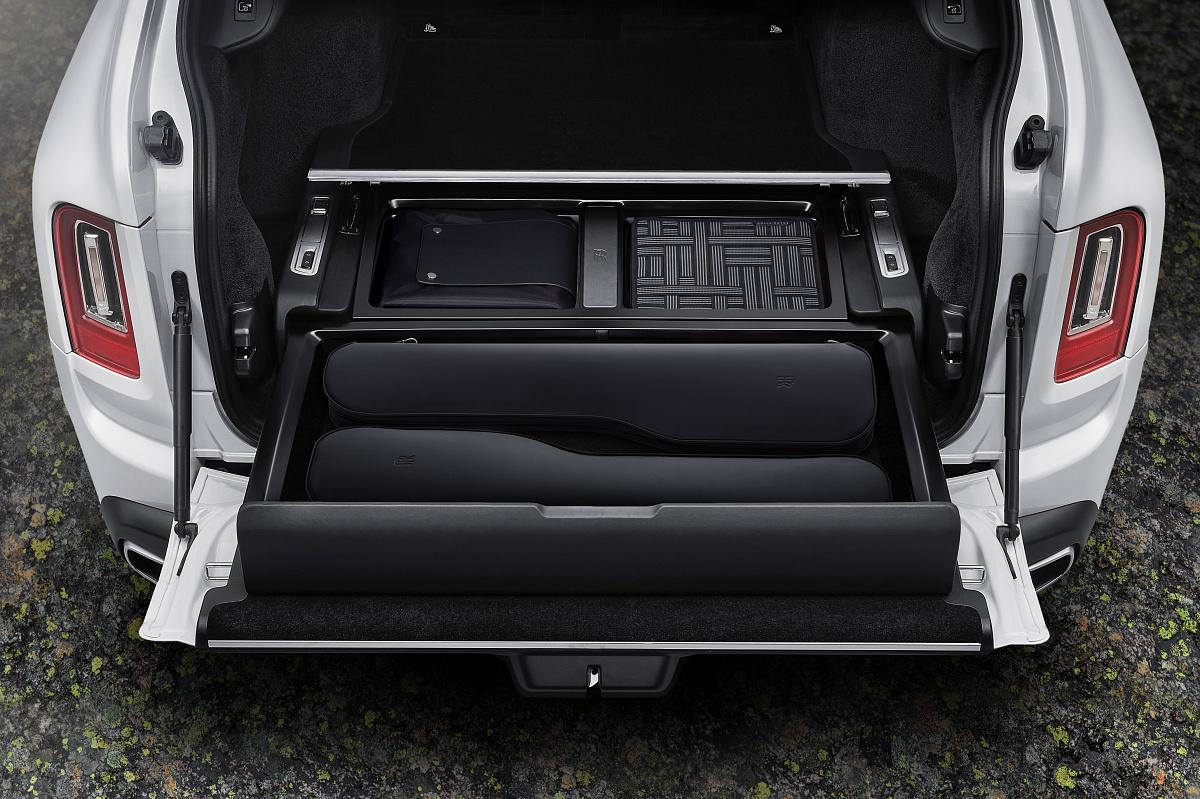 Rolls-Royce Pursuit