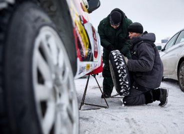 Команда B-Tuning открыла зимний гоночный сезон
