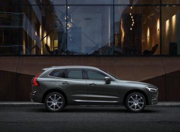 Продажи Volvo в России в ноябре 2020 года выросли на 7,4%, мировые продажи — на 6,4%