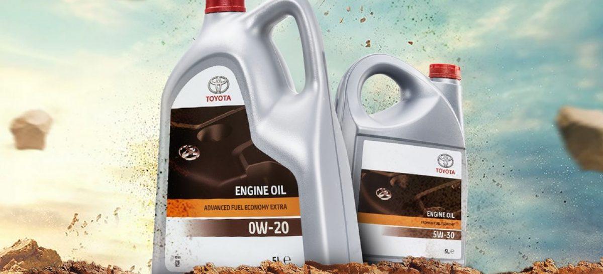 Оригинальное моторное масло Toyota получило высшую оценку по итогам независимого исследования
