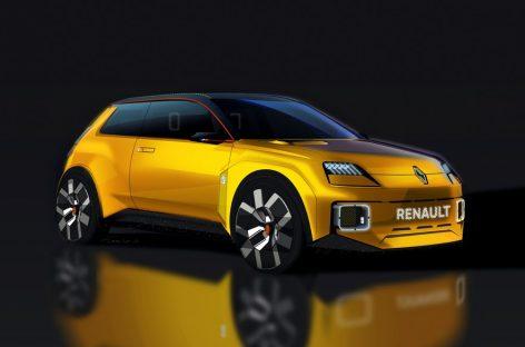 «Новая волна» бренда Renault