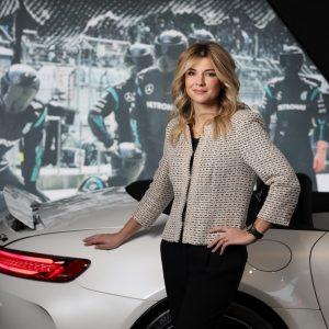 Мерседес-Бенц РУС информирует о назначении Директора Департамента продаж легковых автомобилей
