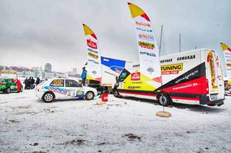 B-Tuning – снова третьи среди команд на этапе в Чебоксарах