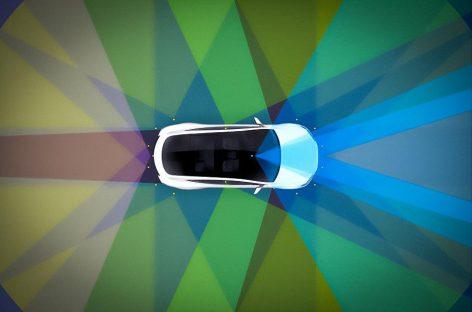 Tesla поделится автопилотом с другими марками