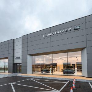 В Калининграде открыт дилерский центр Jaguar Land Rover «Бритиш Премиум»