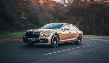 Двигатель Bentley Flying Spur V8 в цифрах и фактах