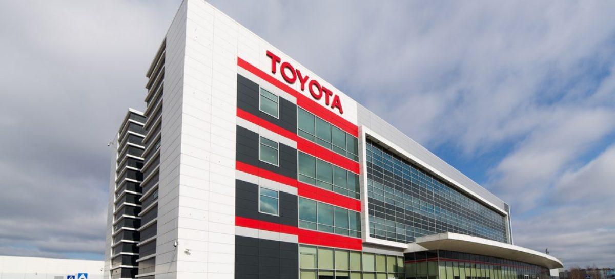 Реализация отзывной кампании на некоторых автомобилях Toyota и Lexus
