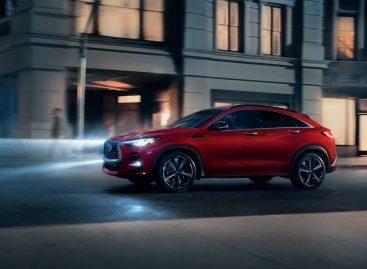 Клиенты Infiniti назвали новый купе-кроссовер QX55 самой ожидаемой новинкой года