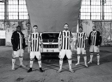 FCA и Jeep продлевают спонсорское соглашение с футбольным клубом «Ювентус»