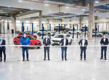 Skoda открывает новый современный комплекс для предсерийных автомобилей на заводе в Млада-Болеславе