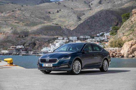 Skoda Octavia вошла в шорт-лист премии  «Автомобиль года – 2021»