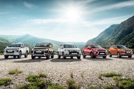Результаты продаж автомобилей Mitsubishi в России за 2020 год