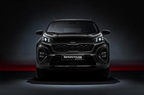 Kia объявляет о запуске в России специальной серии Sportage Black Edition
