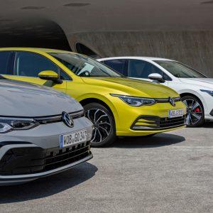 Volkswagen Golf – самый популярный автомобиль на рынке Германии и Европы в 2020 году