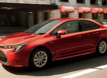 Toyota впервые за 5 лет вернула лидерство по продажам автомобилей в мире