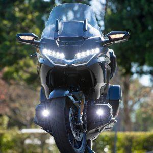 Флагман туринговой линейки Honda – 21ym Honda GL1800 Gold Wing Tour обновился. Подробности