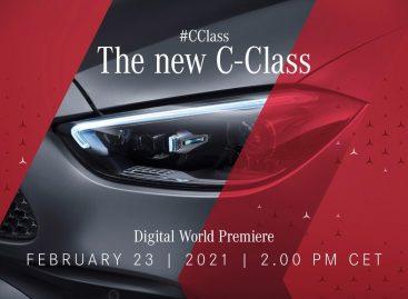 Спортивный, волнующий, экономичный и интеллектуальный – новый Mercedes-Benz C-Класс