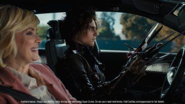 Новый ролик от Cadillac: на мотив «Эдвард Руки-ножницы»