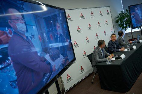 """Mitsubishi Россия: """"2020 год удивил весь мир, как никогда прежде"""""""