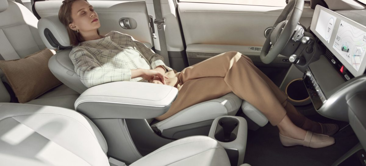 Hyundai провела мировую онлайн-премьеру нового среднеразмерного кроссовера IONIQ 5