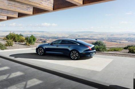 Jaguar XJ и Range Rover Evoque вошли в тройку лидеров  рейтинга Residual Value-2021 в своих сегментах